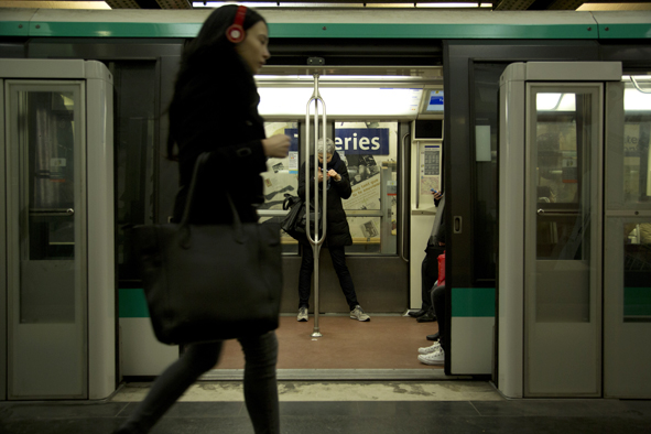 15 metro passager 6