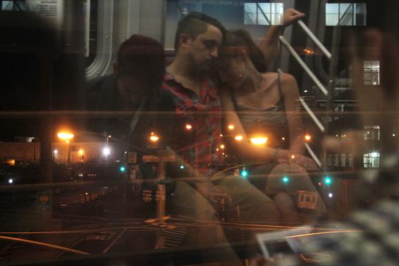 NYC Subway 580
