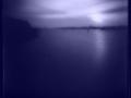 Crépuscule en bleu