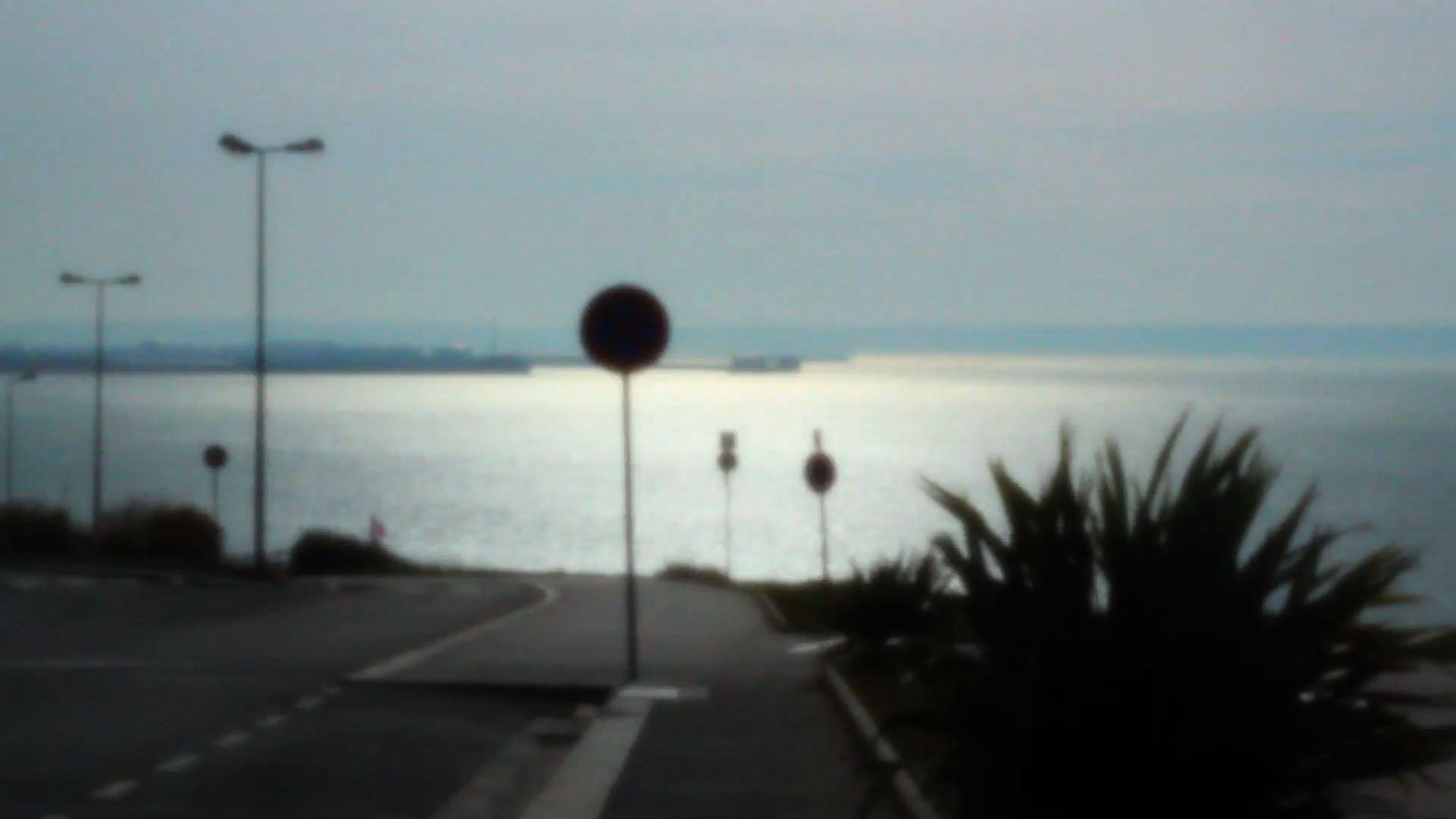 descente vers plage